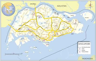 Singapura;  Singapore;