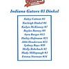 Indiana Gators 03 Dinkel