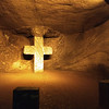 Salt Cathedral of Zipaquirá - example of one of the Stations of the Cross