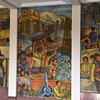 The Museum of Antioquia is an art museum in Medellín, Colombia. It houses a large collection of works by Medellín native Fernando Botero and Pedro Nel Gómez.