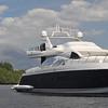 Bahia de Jiquilisco - someones nice yacht