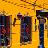 Colors everywhere in Valparaiso