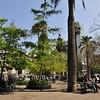 Plaza de Armes, Santiago, Chile