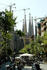 "A view of the Sagrada Familia Church from Ptge. de Simo. I made a separate gallery for this building here <a href=""http://andresalvador.smugmug.com/gallery/3621191#206218514""><b>La Sagrada Familia Church></b></a>"