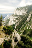 The natural beauty of the montserrat mountains is popular to hikers and mountain climbers. There is a funicular so you may come down using it.