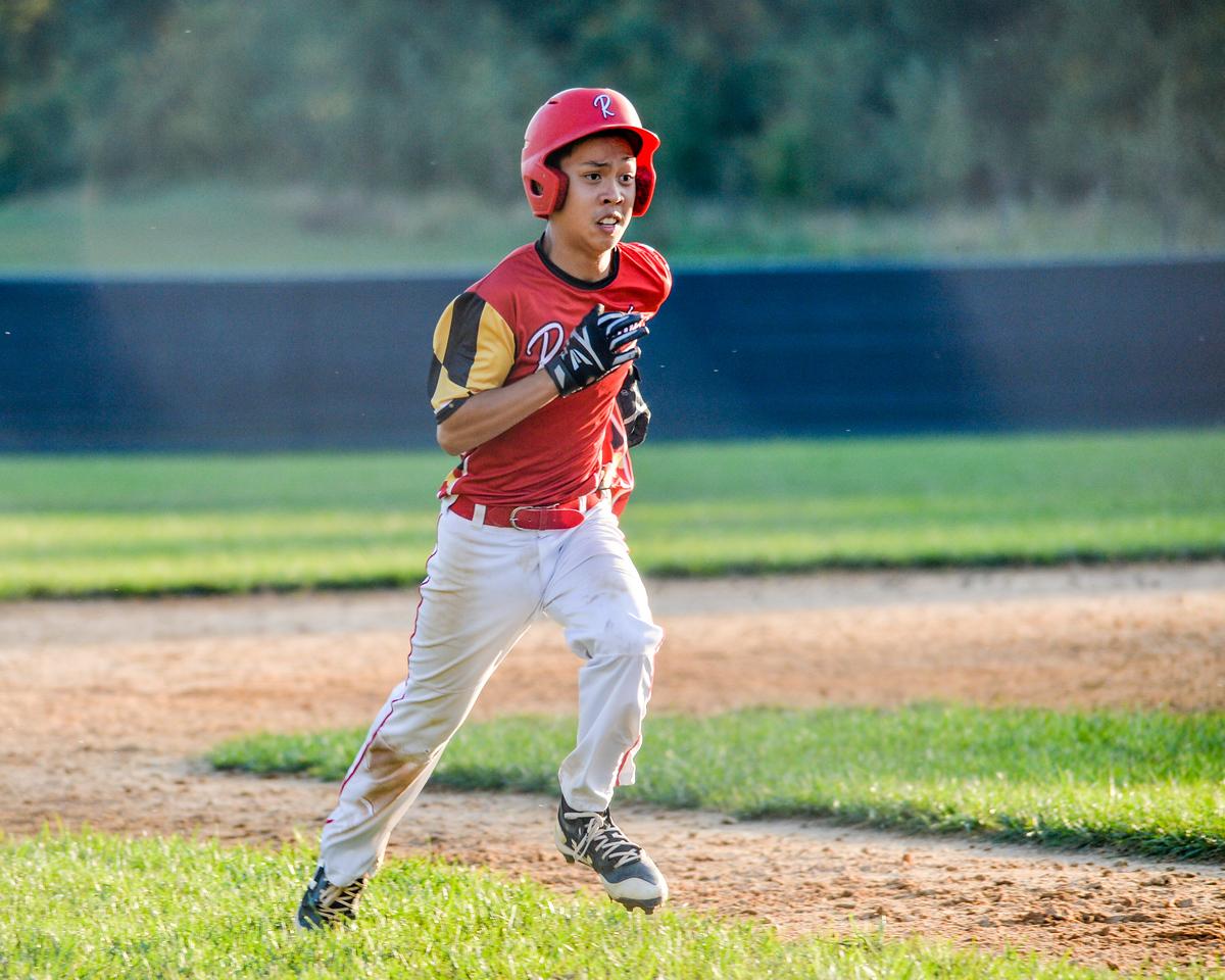 2017 WHC Renegades vs. Baseball Factory