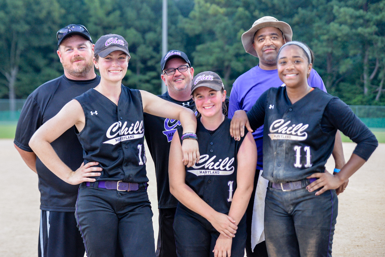 Maryland Chill 18U Gold: Carolina Cardiinals Classic, Raleigh NC