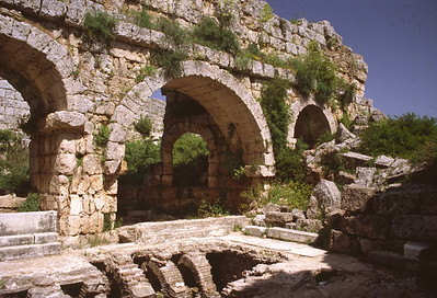 Gymnasium, Perge in SW Turkey