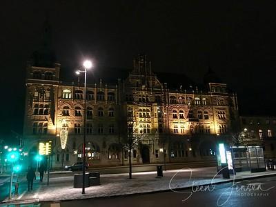Travel; Sweden; Sverige; Kristianstad;