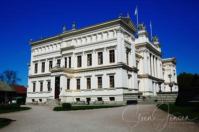 Travel;  Sweden;  Lund