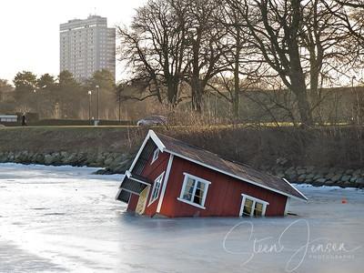 Travel;  Sweden;  Malmø
