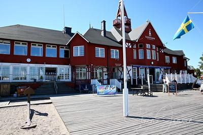 Travel;  Sweden;  Sandhamn
