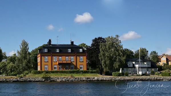 Travel; Sweden; Sverige; Waxholm;