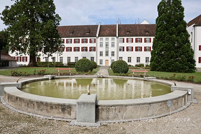Travel; Switzerland; Schweiz; Rheinau;