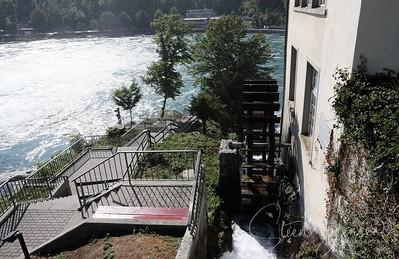Travel; Switzerland; Schweiz; Schaffhausen; Rheinfall;