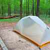 My new Big Agnes Fly Creek UL3 tent. Yep, I've got a new backpacking tent.