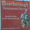 Entering Scarborough Renaissance Festival