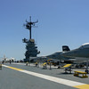 Back on the flight deck