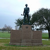 Richard Dowling Memorial - Died serving Texas...