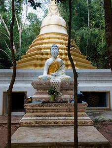 Temple at Mon Village