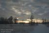 December - Mid December dusk on Nosehill