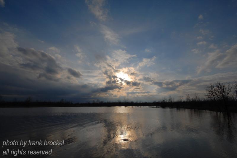 April - The Pond