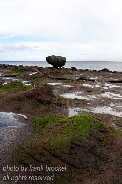 Balance Rock: Another one of the Queen Charlottes' spiritual wonders is Balance Rock. A large bolder left behind from the glacial retreat of the ice age. Many decades later it still sits perfectly suspended on another rock's pointed head, guarding the shores of Skidegate, Graham Island.