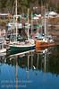 Queen Charlotte City harbour