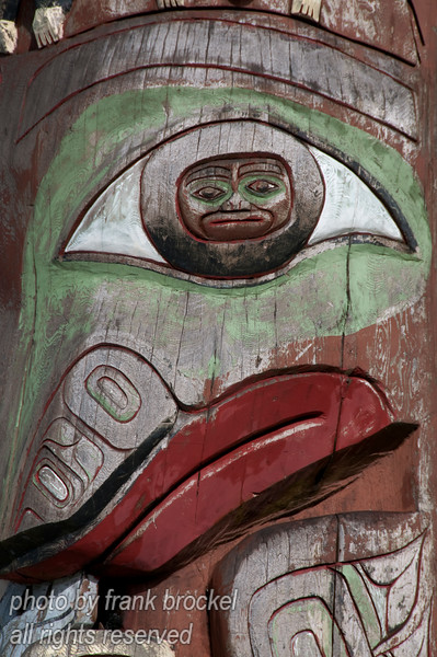 Prince Rupert - Totem poles are wonderful examples of aboriginal art - the ancient practice of totem carving has been handed down through generations as a way of preserving the history of local native heritage as well as honouring tribal rituals and sacred spirits of people.