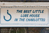 The best little lure house in town - I just had to ake a shot of this.