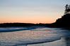 After sunset at MacKenzie Beach