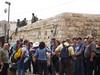 Jerusalem Old City Tourists & Soldiers022