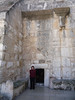 At entrance of Church of Nativity002
