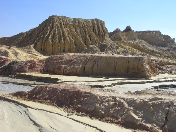 Gold mine South Africa