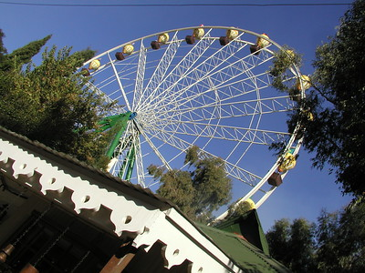 "Johannesburg ""GOLD REEF CITY"" entertainment park"