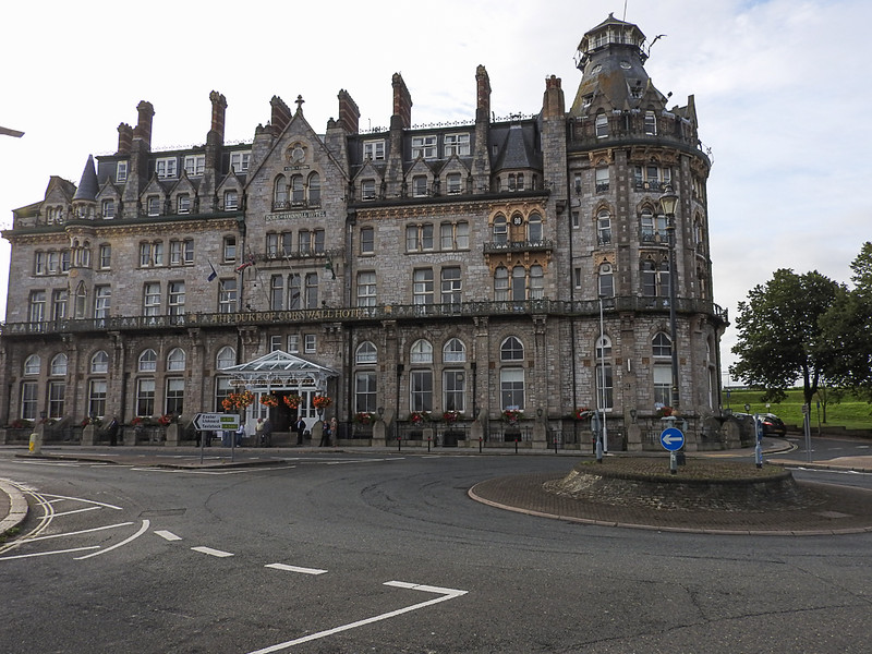 Duke of Cornwall Hotel, Plymouth, England