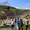 ASKLEPION ARCHEOLOGICAL SITE, BERGAMA, TURKEY
