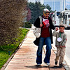 I do not know and understand Turkish language, but when I saw this boy and his mother running fast towards the public restroom and the boy holding on to his precious part, I already know the seriousness of the situation.