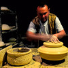 Look at his hand, it is probably the fastest pottery hands in Turkey!