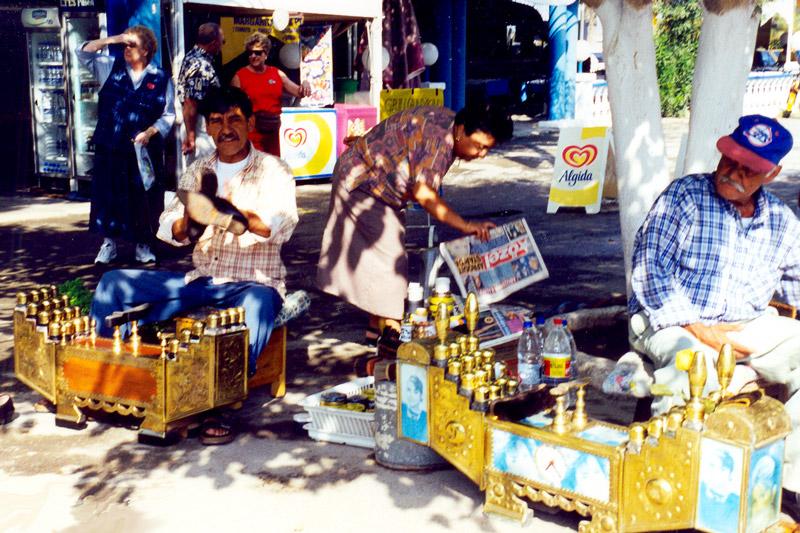 Market place at Kusadasi.