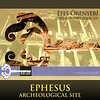 The image above is the ticket to the Ephesus Archeological Site. I scanned the ticket and provided a bigger title.
