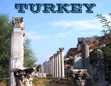 EPHESUS & KUSADASI, TURKEY, MAY 1993 AND APRIL 2011