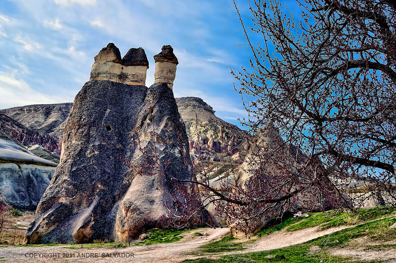 """How about a trio of """"Fairy Chimneys"""""""