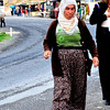Typical Turkey women's costume.