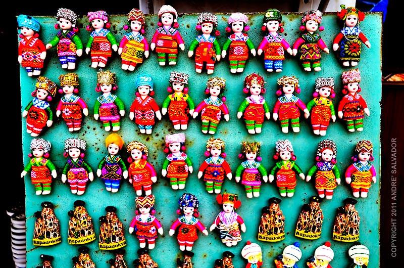 Dolls, dolls, dolls, dolls, dolls, dolls,