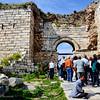 ST. JOHN'S CHURCH & BASILICA, SELCUK, TURKEY