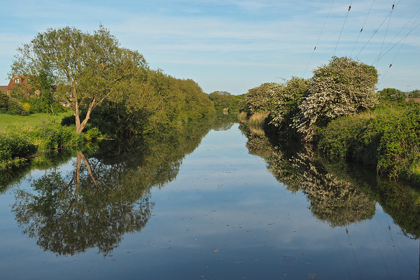 River refections