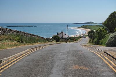 Low Newton on the sea, Northumberland