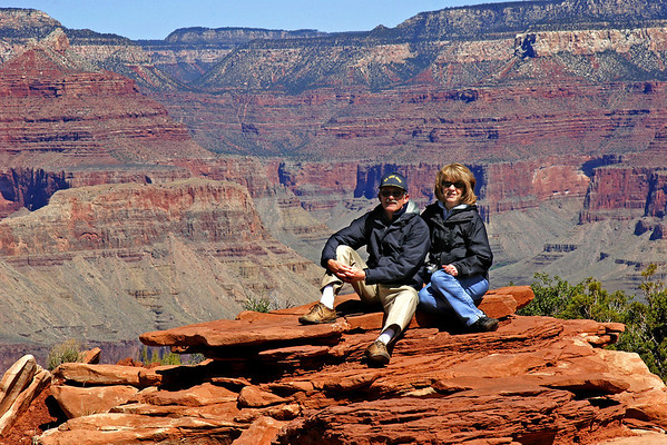 Grand Canyon - South Rim - 2006