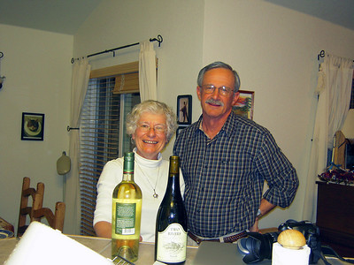 Jedd's mother, Rusty DeLucia, was our very gracious and generous host for the long New Year's weekend in Steamboat Springs, Colorado.